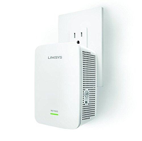 Linksys AC1900 Gigabit Range Extender/WiFi Booster/Repeater MU-MIMO (Max Stream RE7000) - $75.95 + Free Shipping @ amazon.com