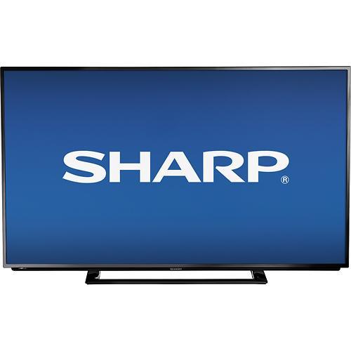 "YMMV - 50"" Sharp LC-50LB261U 1080p 120Hz LED HDTV $399.99 + Free Shipping / Free Store Pickup @ Best Buy"
