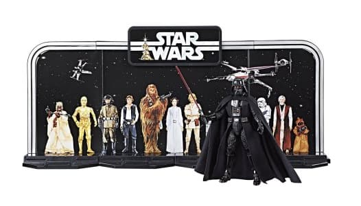 Star Wars The Black Series 40th Anniversary Legacy Pack $15.97 and individual figures $8.97