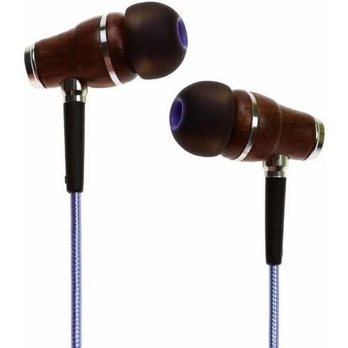 Symphonized NRG 2.0 Premium Genuine Wood In-ear Noise-isolating Headphones  $10.99 @Amazon