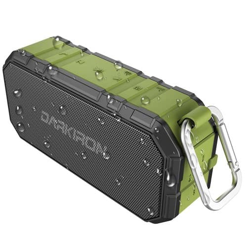 Darkiron K6 Wireless Portable Waterproof Outdoor Speaker $18.2