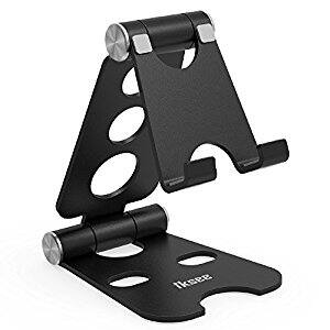 iKsee Adjustable Cell Phone Stand $5.84