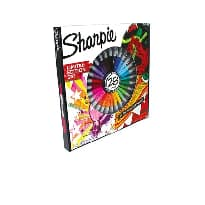 Sharpie Limited Edition Fine Point Permanent Markers, Assorted Colors, 28 Count for $8.88 + free store pickup @ walmart