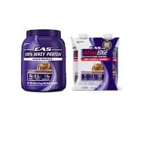 40% off EAS AdvantEdge Products: 4-pack of 11oz Carb Control RTD Drinks (various flavors) $2.70+, 5-lbs 100% Whey Protein (Chocolate or Vanilla) from  $28.50 + Free Shipping