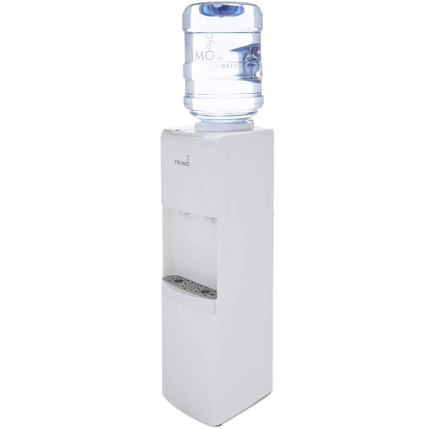 Primo Top Loading Hot / Cold Water Dispenser (White) $59 w/ Free Store Pick Up