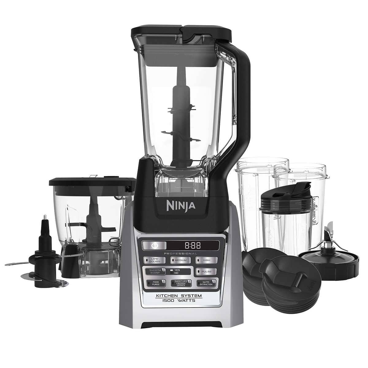 ninja kitchen system with auto iq total boost 12999 - Ninja Kitchen System