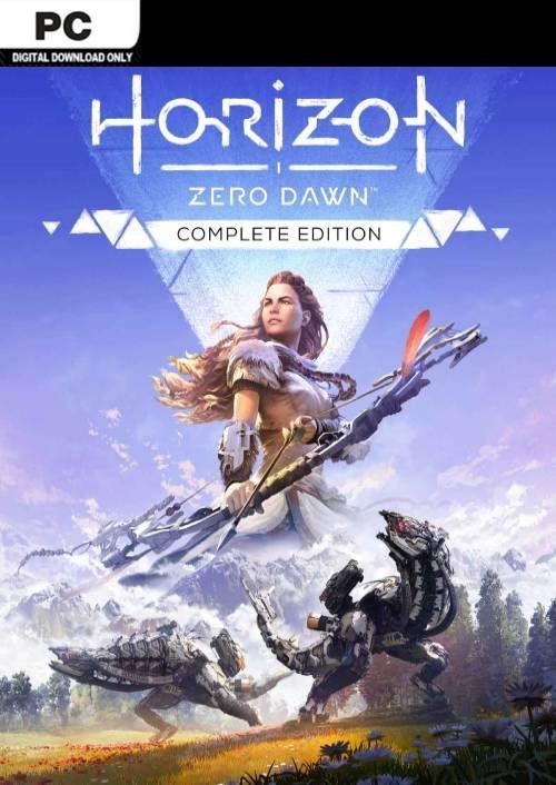 Horizon Zero Dawn - Complete Edition PC at CDKeys - $20.99