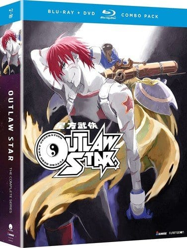 PSN: Outlaw Star Complete series $9.99