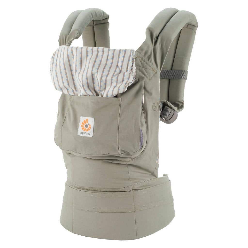 Ergobaby Original Baby Carrier $59.98 Target B&M YMMV Dew Drop Pattern