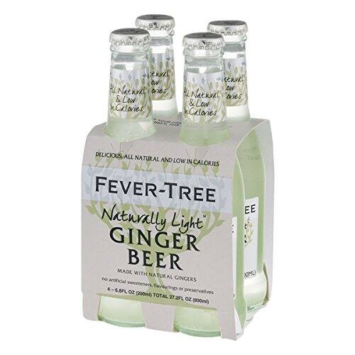 Moscow mule fans: Fever Tree Ginger Beer or Light Ginger Beer, 24 6.8 ounce bottles ~$28.50 AC, Amazon Prime (no S&S)