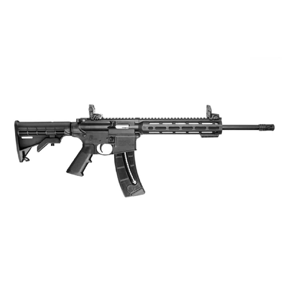 Smith & Wesson M&P15-22 Sport .22lr 16.5in Barrel Magpul M-Lok Handguard Black, 10208, $331+ $15 shipping.