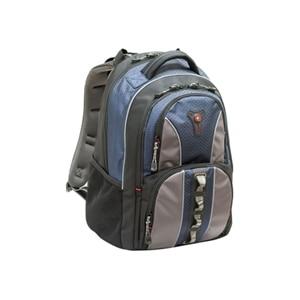 """Swiss Gear COBALT Computer Backpack - 15.6"""" (Blue) + 15GC, $39.99"""