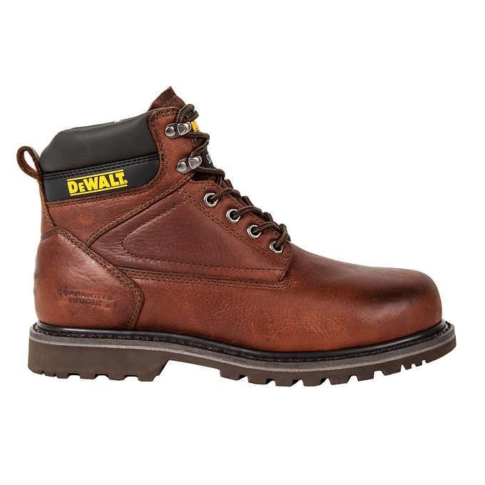 Dewalt Men's Steel Toe Boots - Costco - $50