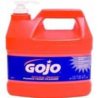 Amazon - Gojo 0955 Natural Orange Pumice Hand Cleaner - 1 Gallon - $12.79