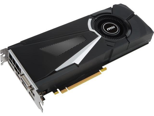 MSI GTX 1070  8G  $539.99 Newegg after $10 rebate