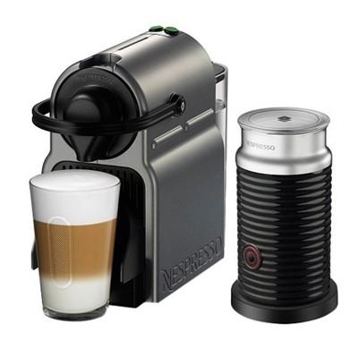 Nespresso Inissia Titan Bundle by Breville $65