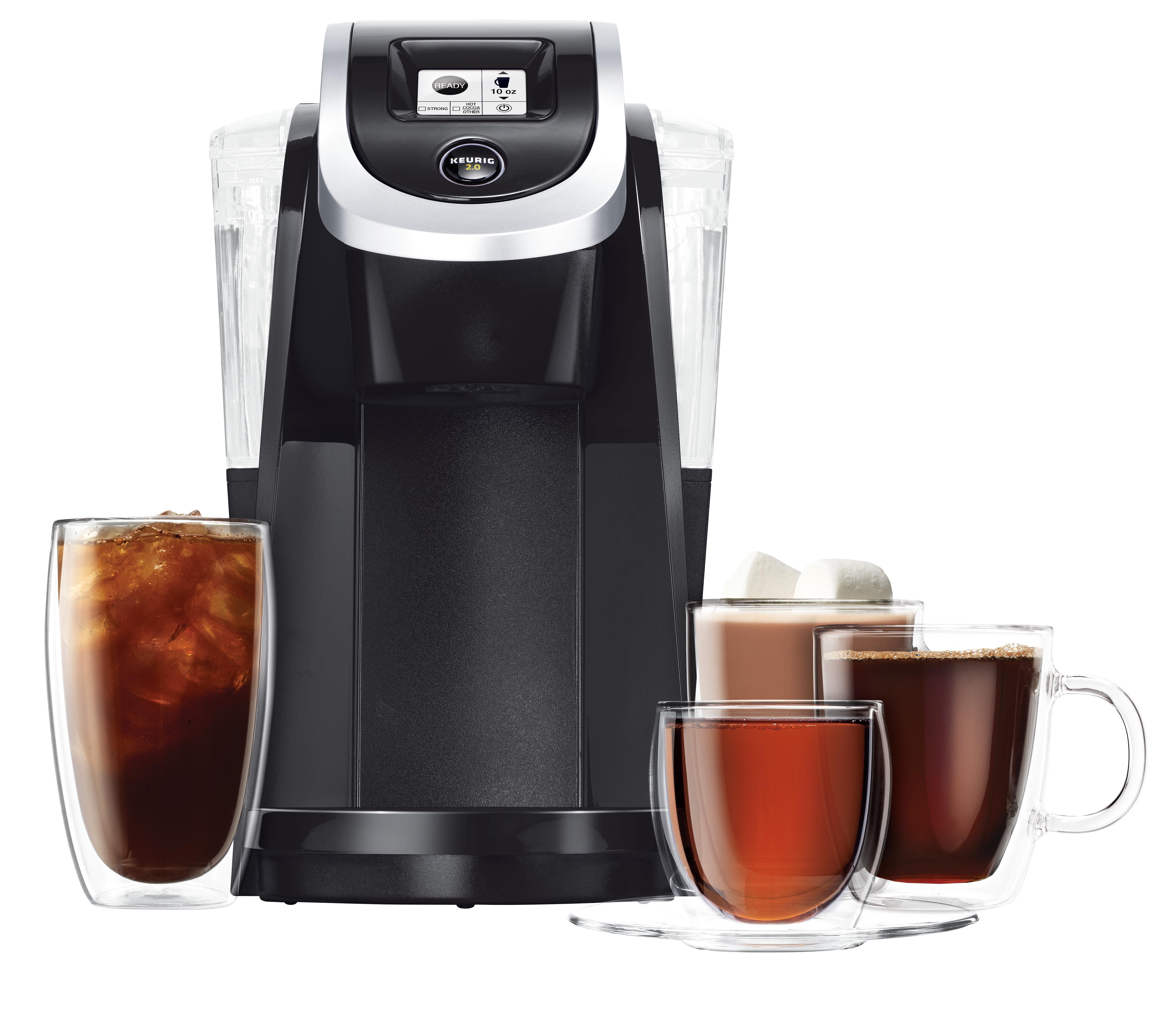 Keurig K200 Single Serve K Cup Pod Coffee Maker Ymmv 4999