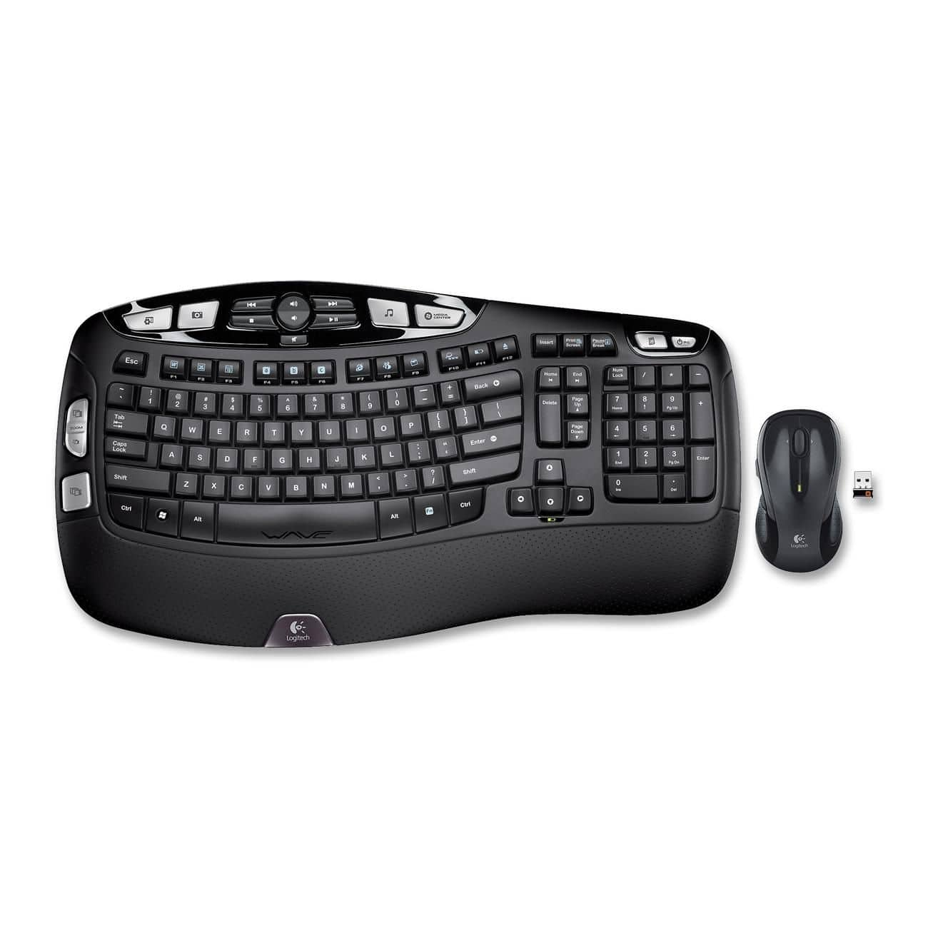 Logitech Mk550 Combo With Keyboard and Laser Mouse for $15 at Walmart B&M
