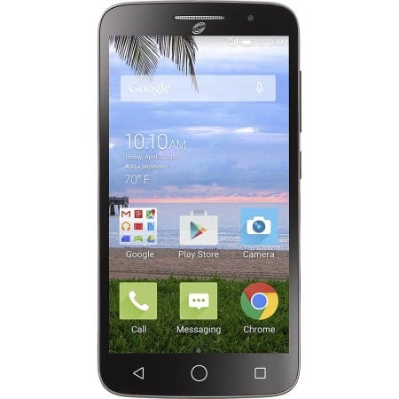 8GB Alcatel Pop Icon 2 LTE TracFone Prepaid Smartphone - Slickdeals net