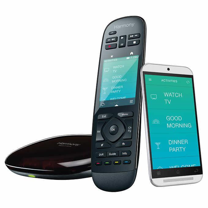 Logitech Harmony Ultimate Universal Remote w/Hub $119.99