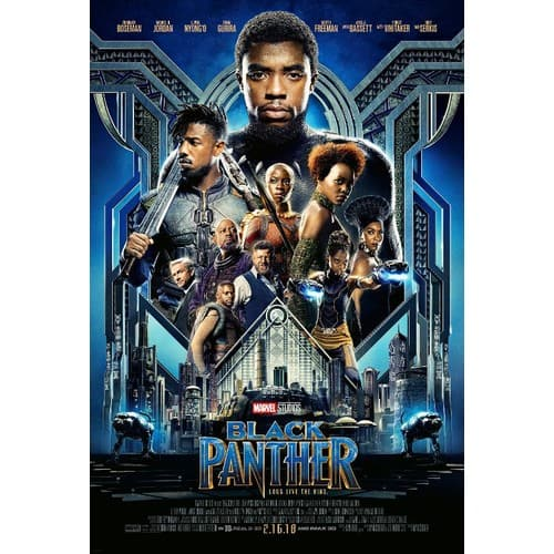 Black Panther [Blu-ray] [2018] Sale at Best Buy $22.99