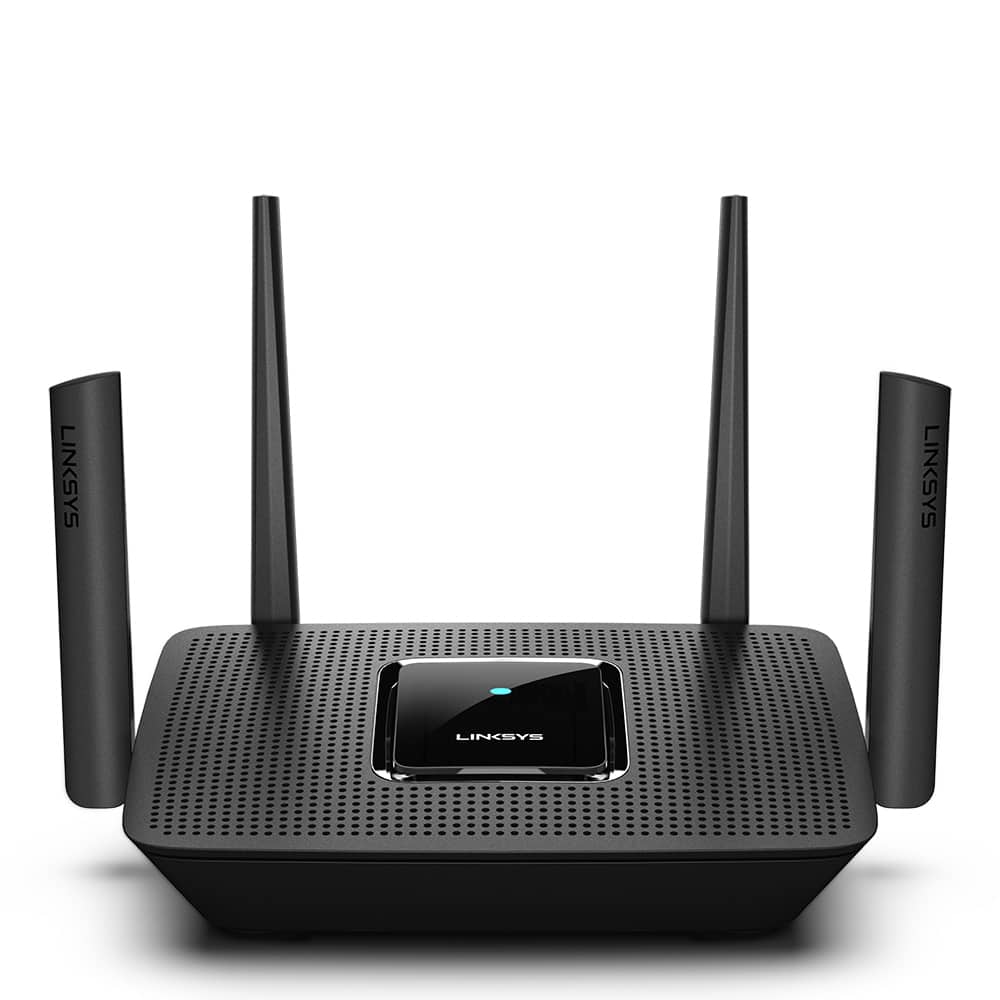YMMV LINKSYS MR9000 MAX-STREAM AC3000 TRI-BAND MESH WiFi 5 ROUTER - $54.  MSRP: $249.99