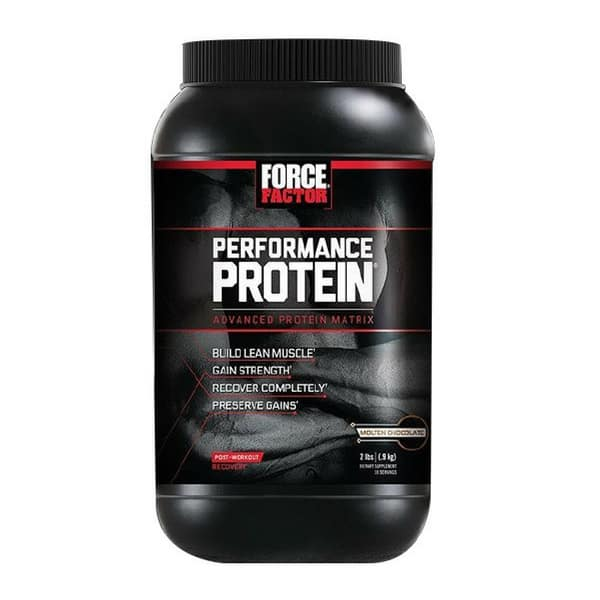 FORCE FACTOR Performance Protein