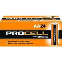 Amazon Deal: 24 Duracell Procell AA And 24 Duracell Procell AAA Alkaline Batteries + Free Batuca Battery Holders only $10