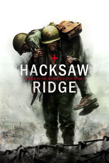 Hacksaw Ridge 4K UHD $6.99 on Vudu
