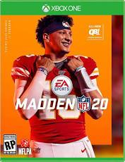Madden 20 Trade in Offer at Best Buy