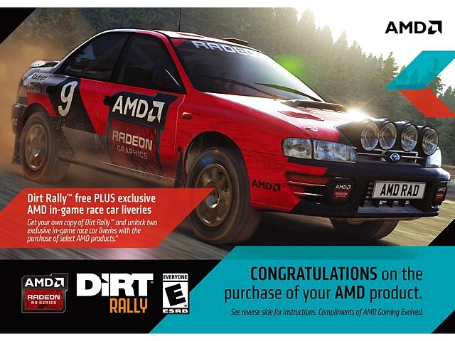 PRICE MISTAKE: DiRT: Rally - Game Code (PC) - $0.99 @ Newegg