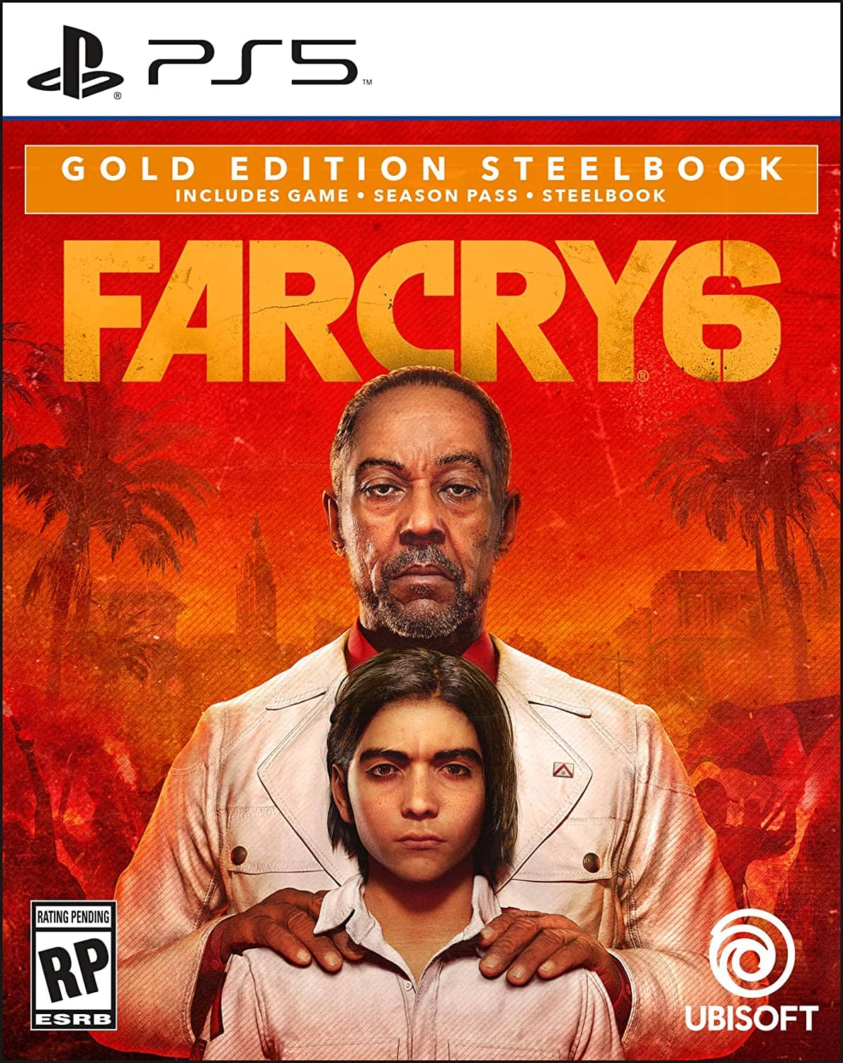 PRICE MISTAKE: Far Cry 6 (PS5) - Gold Steelbook Edition - $59.99
