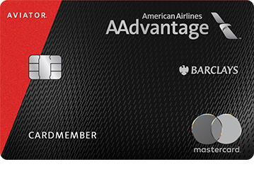 Barclays Aviator Credit Card 60K Bonus AA Miles and Companion Certificate offer
