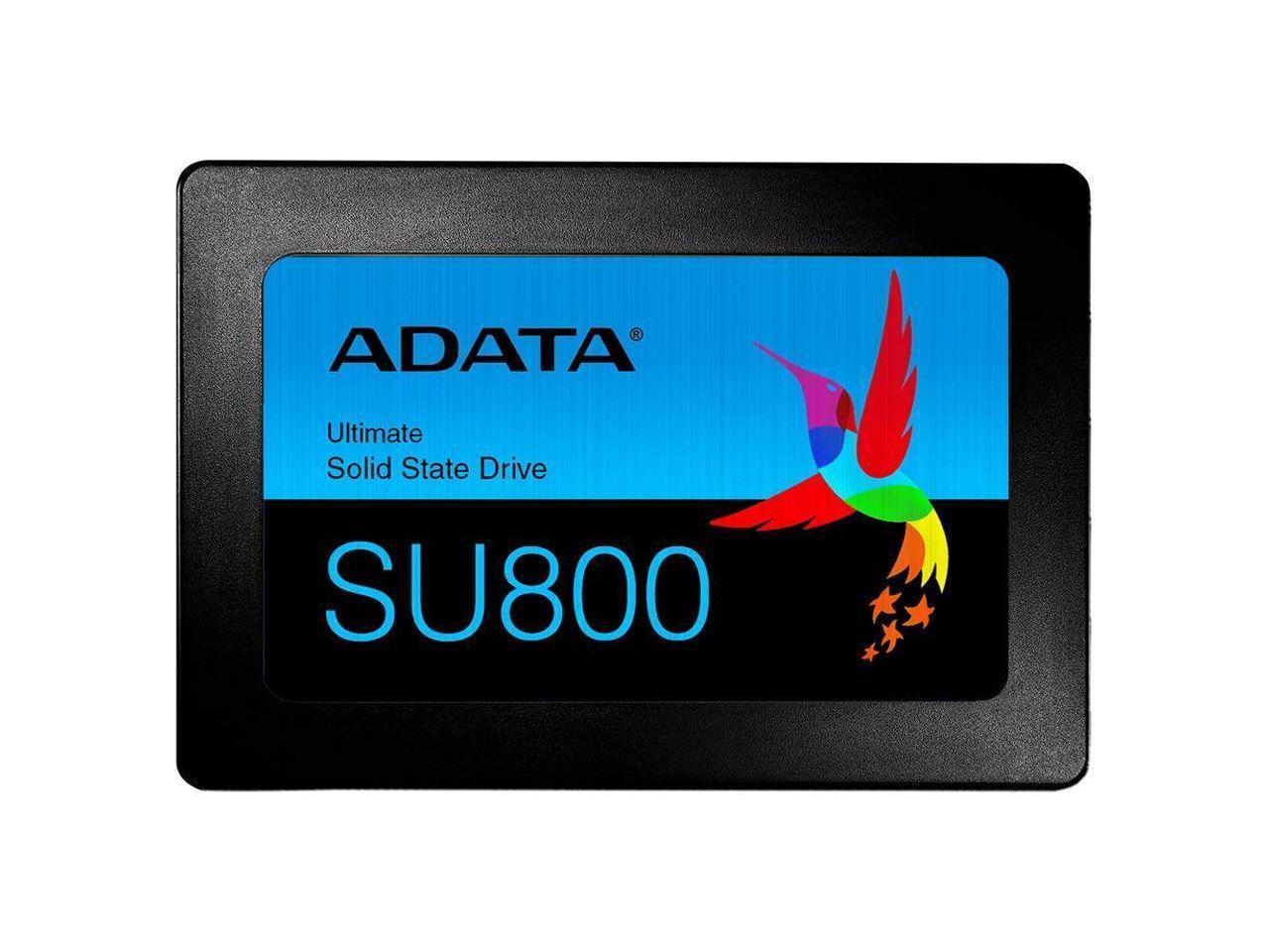 """Adata ultimate su800 3d nand 2.5"""" internal ssd - 1tb $83.29 / 256gb $32.29/ 512gb $49.29/ 2tb $178.49"""