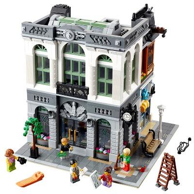 Amazon Lego Creator Expert Brick Bank (10251) $145.70 (~14% off MSRP)