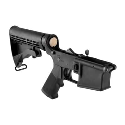 Colt Lower Receiver - $239 After code at Brownells.  Free Shipping