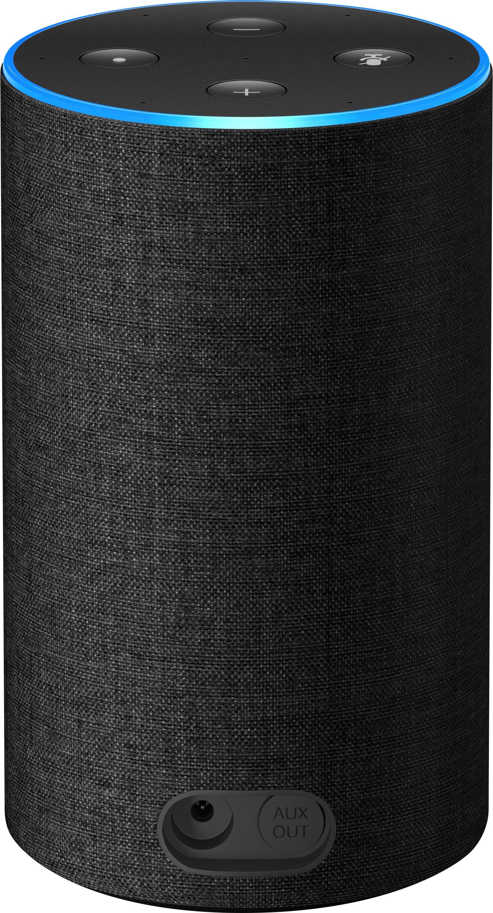 Amazon Echo (2nd Generation) Alexa-enabled Bluetooth Speaker $49.97