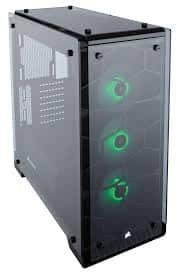 CORSAIR Crystal Series 570X RGB ATX Mid-Tower Case for $149.99