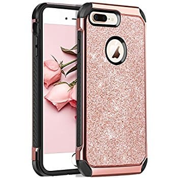 Apple iPhone 8 Plus Cell Phone Case - $1.90 + Free Shipping w/Prime