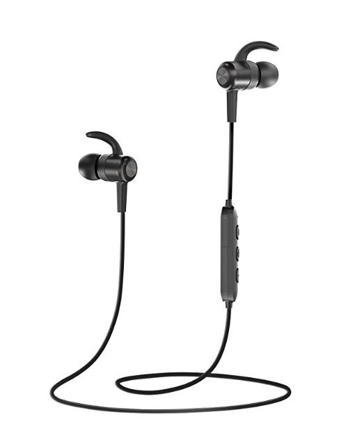 TaoTronics Bluetooth 4.2 Wireless Sport Earbuds w/Mic $17.99 + Free Shipping