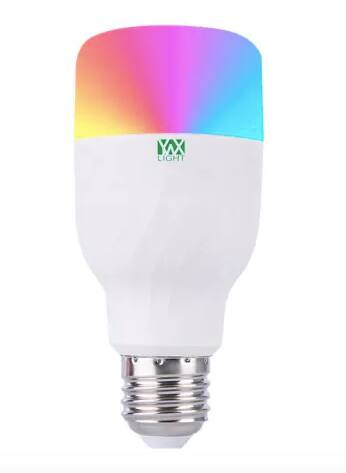 YWXLight Wi-Fi Remote Control Smart LED Bulb $8.50 + Free Shipping