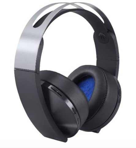 Sony PlayStation Platinum Wireless Headset - $109.99 + Free Shipping
