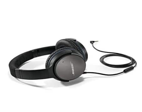 Bose QuietComfort 25 Noise Cancelling Headphones $129.99 + Free Shipping