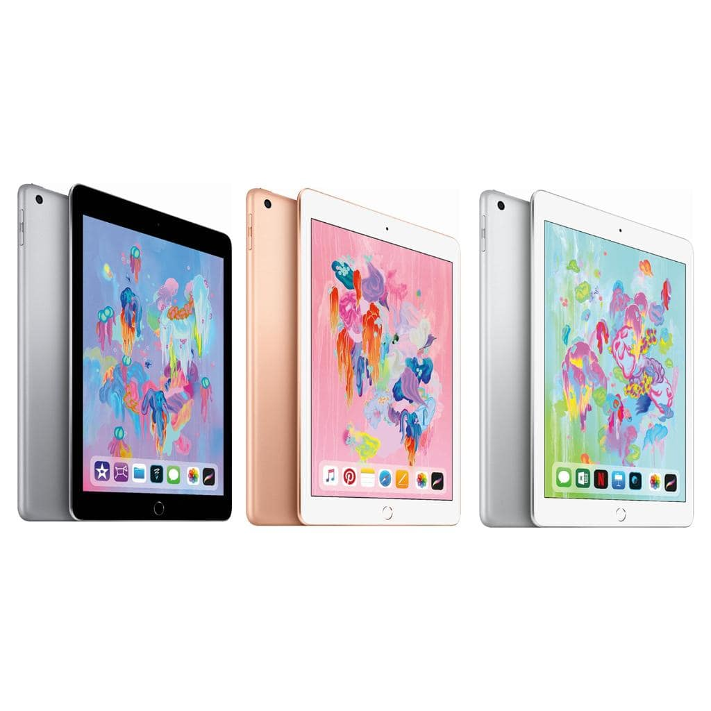 32gb Apple Ipad 97 Wifi Tablet 6th Gen 2018 295 Free Shipping Pro 129 Grey Only