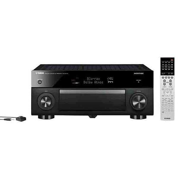 RX-A1070BL Yamaha 7.2-Channel AVENTAGE Network AV Receiver with 165W @ Fry's with Sunday promo code(In store only) $749
