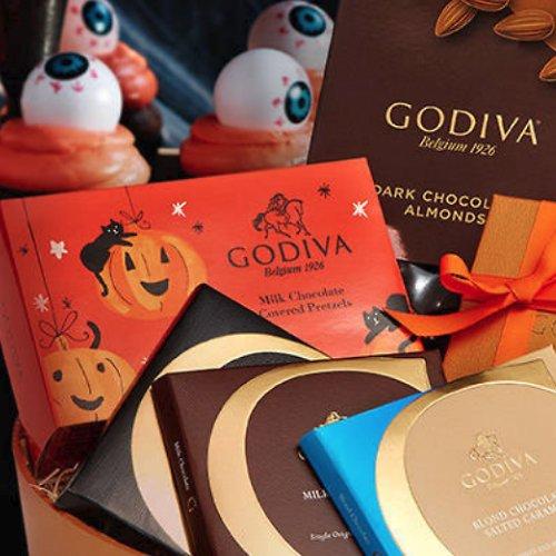 Halloween BOGO 50% Off Select Products| GODIVA