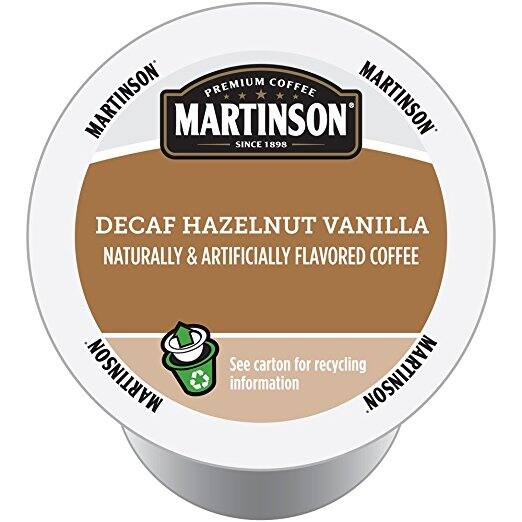 24-Pack Martinson Coffee Single Serve RealCups for $7.79 @Amazon