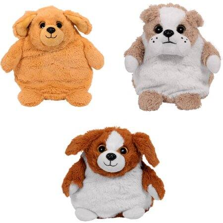 As Seen on TV Pop Out Pets Dogs- Bulldog, Golden Retriever, Beagle for $7.5