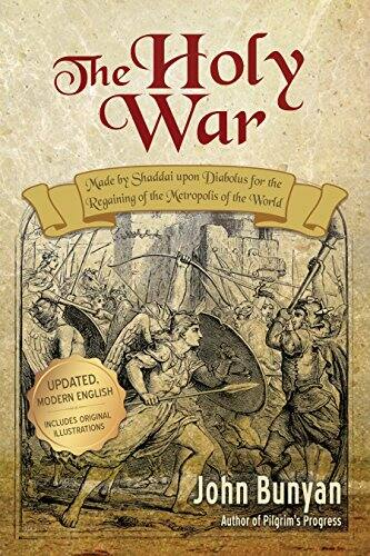Free Kindle eBook: The Holy War (Illustrated)