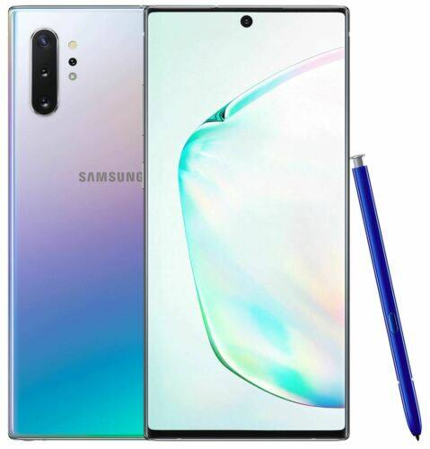 Samsung Galaxy Note 10 Plus 256 GB SM-9750/DS Dual SIM (International Model) - Factory Unlocked $799 + taxes - eBay
